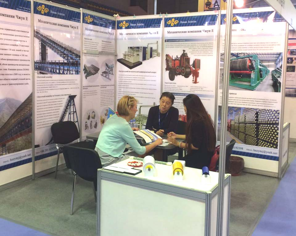 Welcome to Booth 723 of Mining Week Kazakhstan 2016